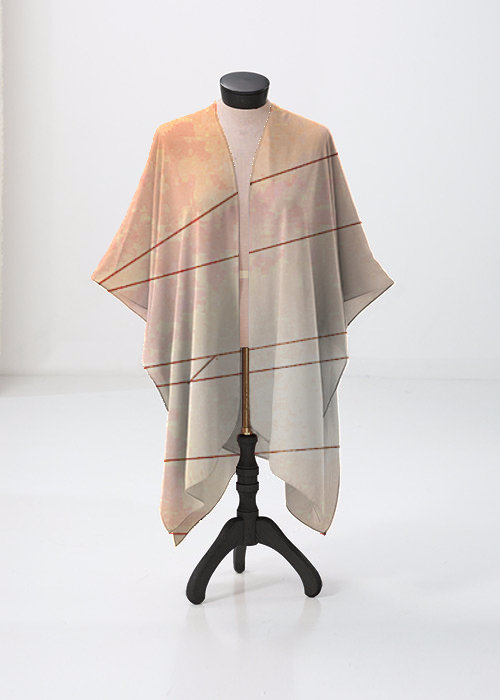 Sheer Wrap - everything-6 by VIDA VIDA Pre Order Online Discount Many Kinds Of Cheap Usa Stockist Comfortable Cheap Online Sunshine TgWL2nem1