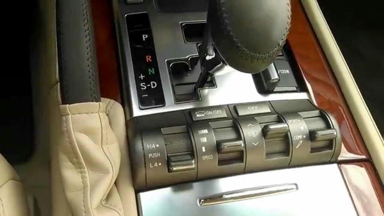 Lexus Lx 570 Suv Crawl Control Explanation And Review Lexus Suv Car Hacks