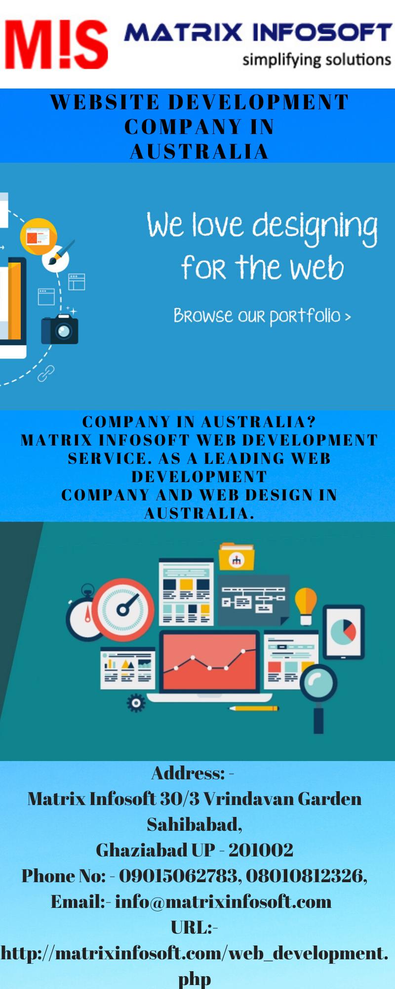 Website Development Company In Australia In 2020 Website Development Company Website Development Web Development Company