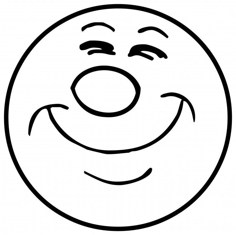 Print Smile Emoji Coloring Pages Yuz Ifadeleri Flamalar Emoji