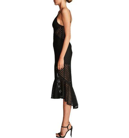 Pegasus Cocktail Midi Dress | David Jones | Black dresses ...