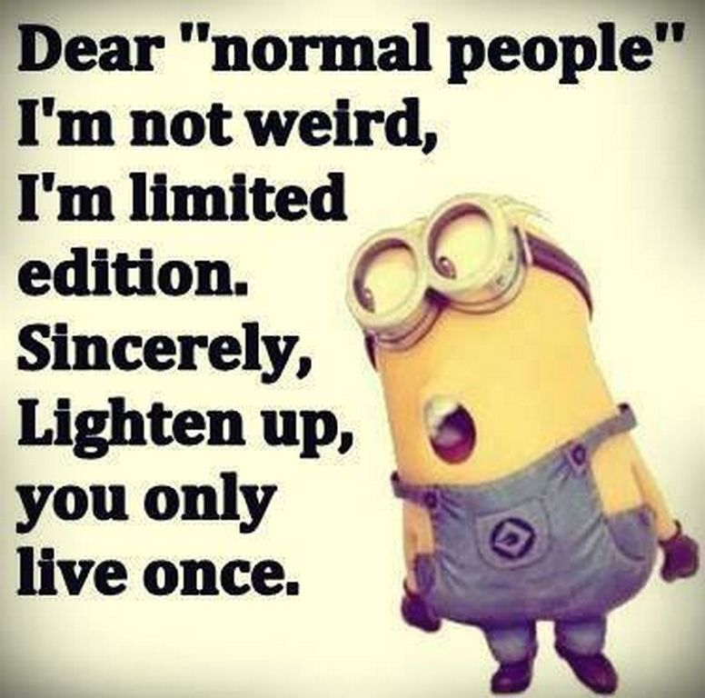 Today Top 34 Funny Minions (11:03:02 AM, Wednesday 25, January 2017 PST)    34 Pics   Minion Quotes