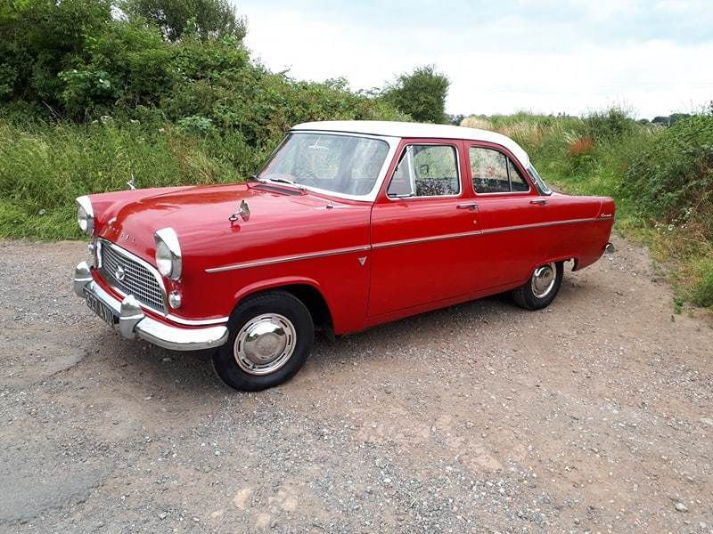 Ebay Ford Consul Mk2 1960 Classiccars Cars With Images Ford