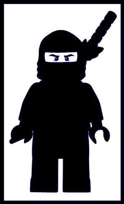 Ninjago Silhouette Silhouette Cameo Projects Lego Shirts Ninja Birthday