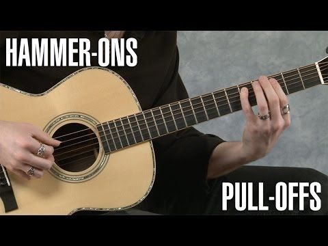 Famous Guitar Chord Progressions Strumming Patterns Music