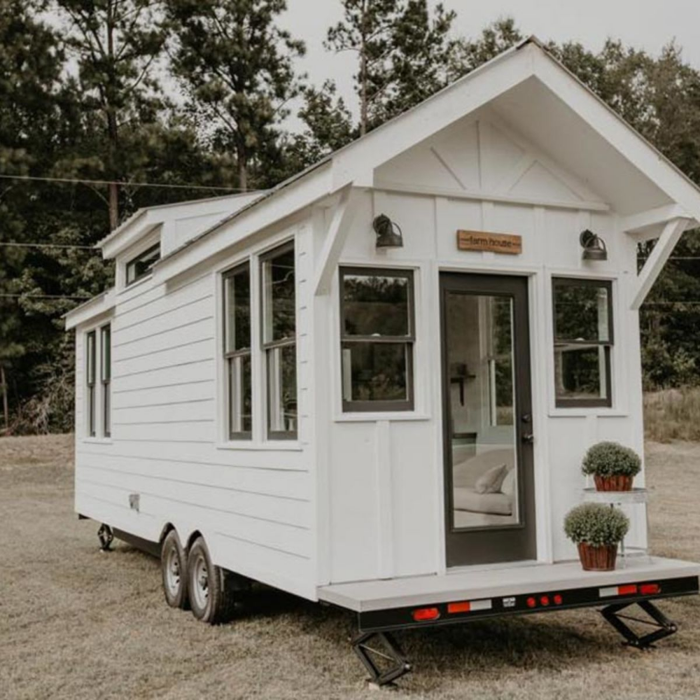 Pin By Savannah Hope On Tiny House Goals In 2020 Tiny House Exterior Tiny Houses For Sale Tiny House Community