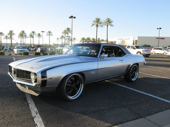 Pro Touring Cars For Sale >> 1969 Camaro Pro Touring Project Cars For Sale Project Cars For