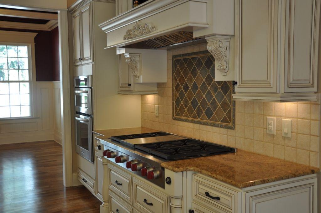 Lenox Country Linen Premium Cabinets Kitchen Cream Kitchen