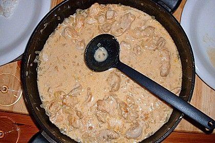 Hähnchenbrust indisch (Rezept mit Bild)