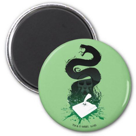 Harry Potter | Tom Riddle's Diary Graphic Magnet | Zazzle ...