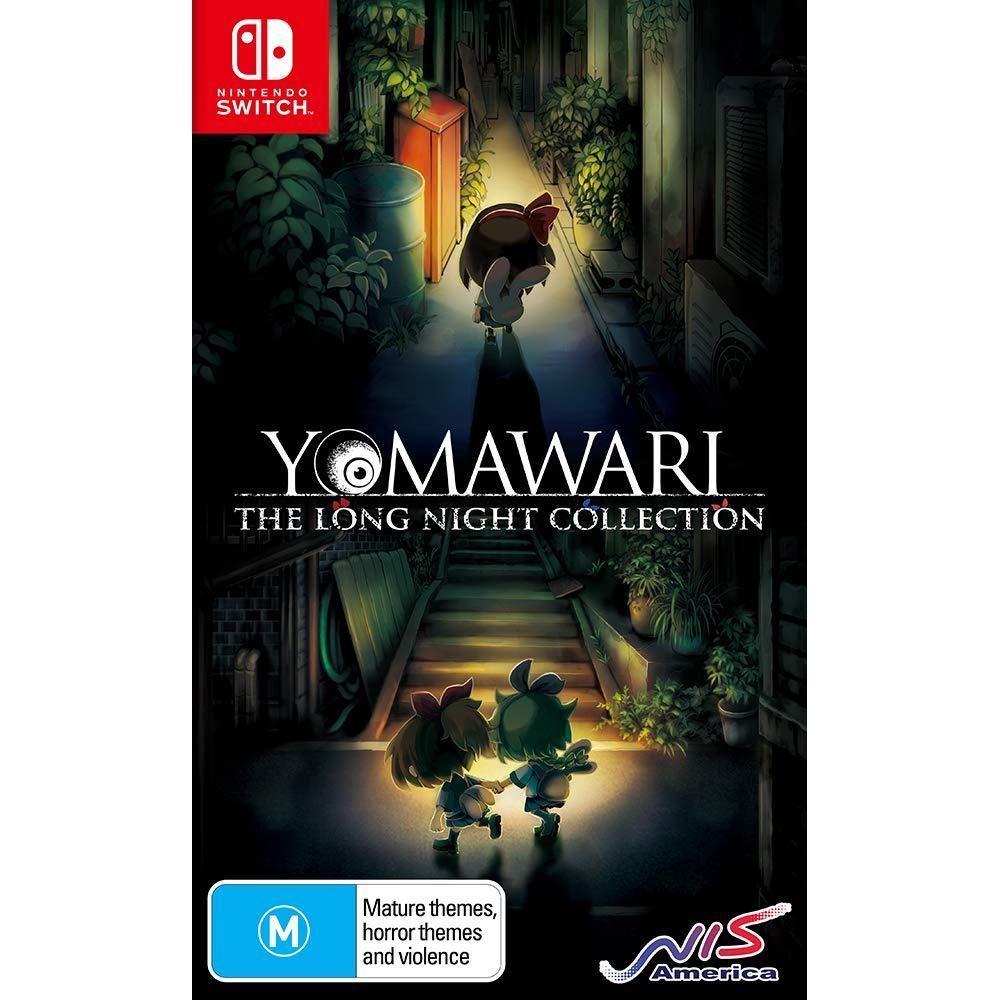 Yomawari The Long Night Collection 2 Childhood Horror Games