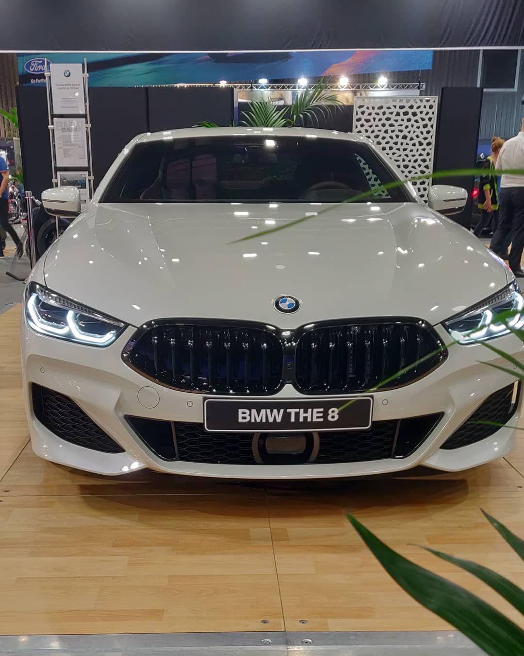 Bmw M840d Salon De L Auto 2018 Bmw Bmwm8 M8