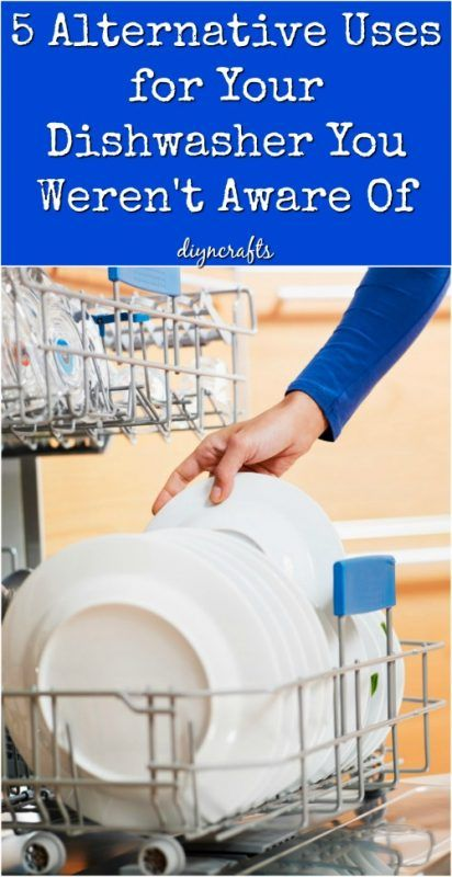5 Alternative Uses For Your Dishwasher You Weren T Aware Of Homemade Dishwasher Detergent Dishwasher Detergent Dishwasher Detergent Recipe