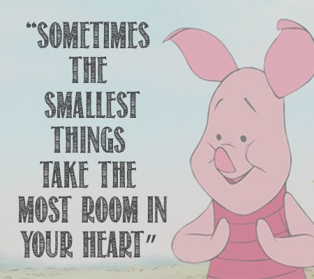 Piglet quotes on pinterest eeyore quotes pooh bear and tao of pooh