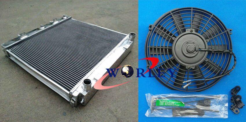 Ebay Sponsored Aluminum Radiator Fan For Land Rover Range Rover P38a 2 5td 1994 2002 Land Rover Radiator Fan Aluminum Radiator