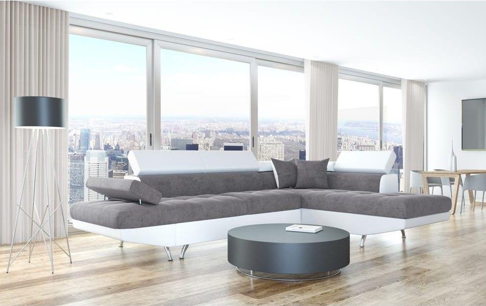 canap angle droit bimati re chicago canap pas cher. Black Bedroom Furniture Sets. Home Design Ideas