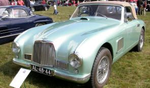 Aston Martin Db2 Convertible 1950 53 Classic Aston Martin Cars