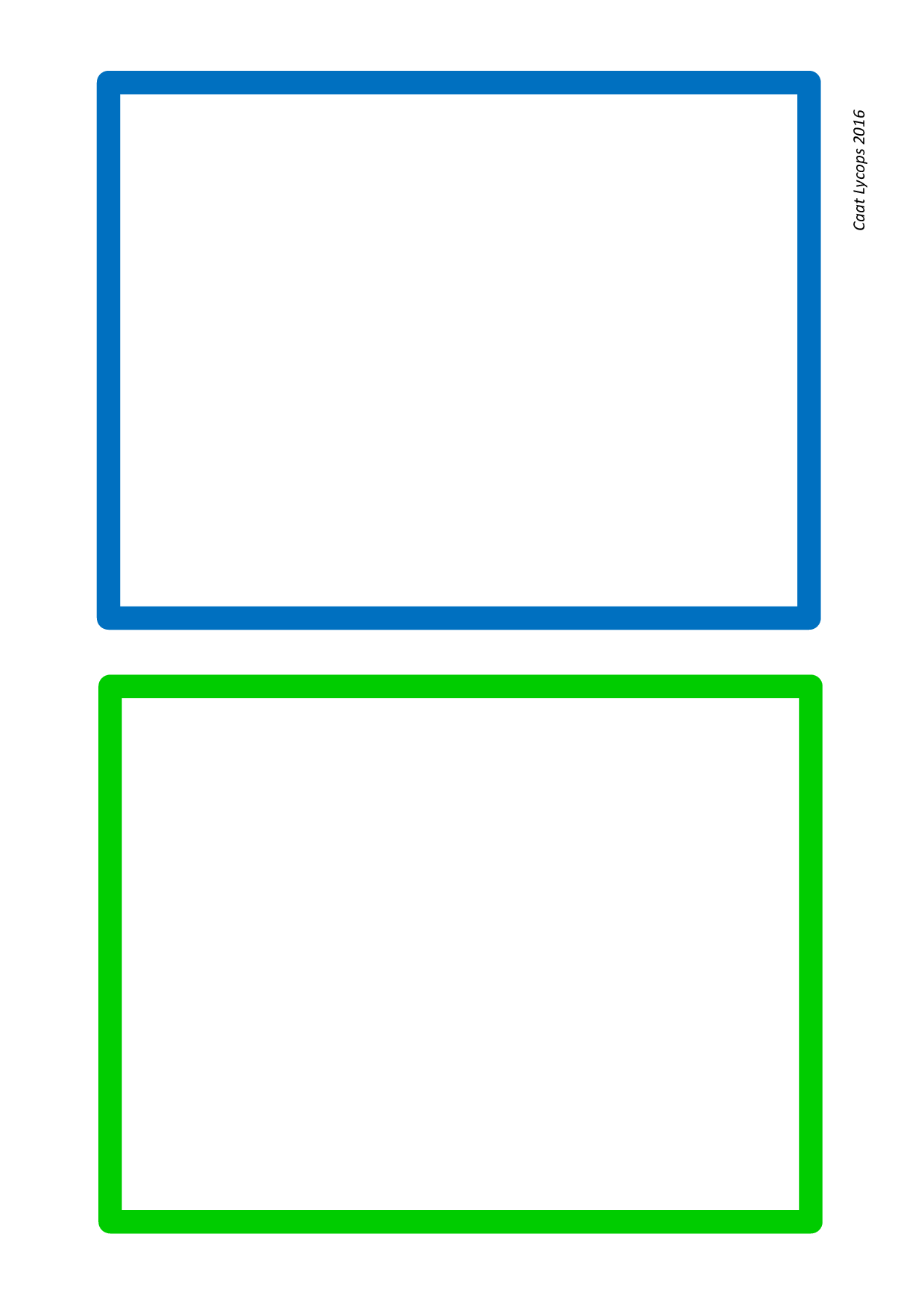 Sorting task: color