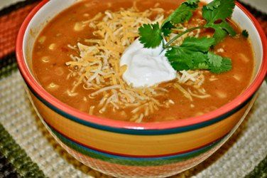 Taco Soup Reme Soup From Our Texas Family To Yours One Of Our
