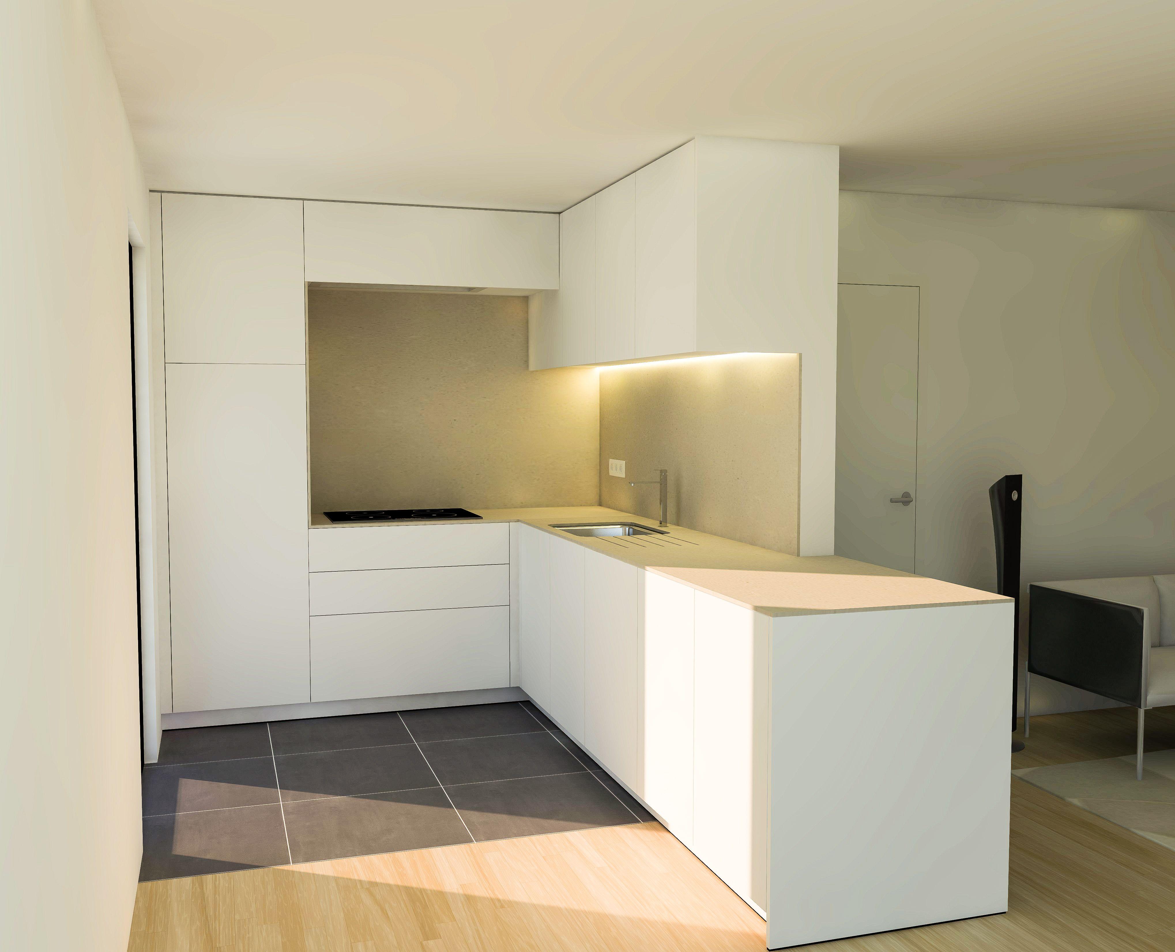Ontwerp keuken ea gielen interieur ontwerpen