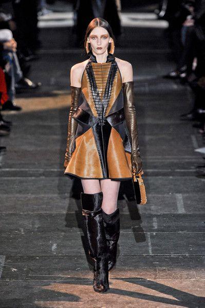 Givenchy at Paris Fashion Week Fall 2012 - Runway Photos