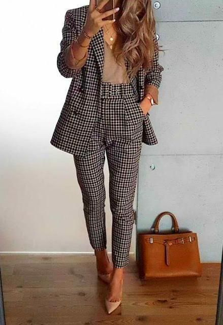 #Ideas #Outfit Clothes Check latest office & work outfits ideas for women, offic...