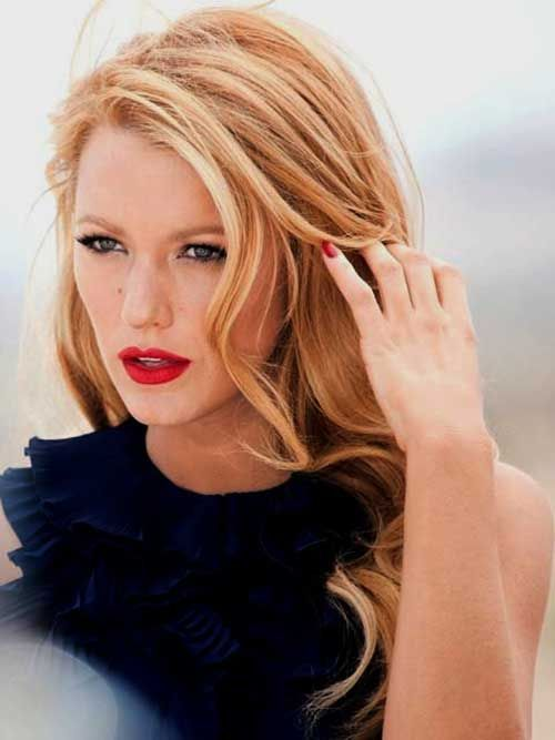 Strawberry blonde hair colors hair color ideas pinterest strawberry blonde hair colors pmusecretfo Images