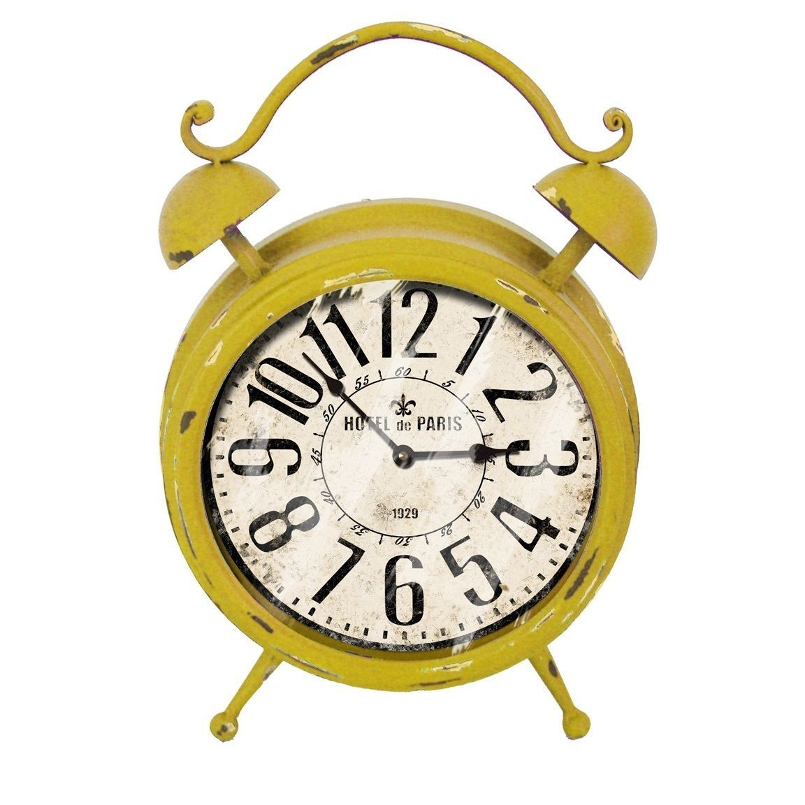 French Country Decor Antique Clock | Vintage Home | Pinterest ...