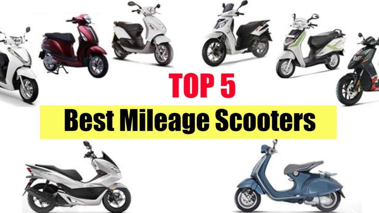Best Mileage Scooter In India 2020 Top 5 Best Scooty In India
