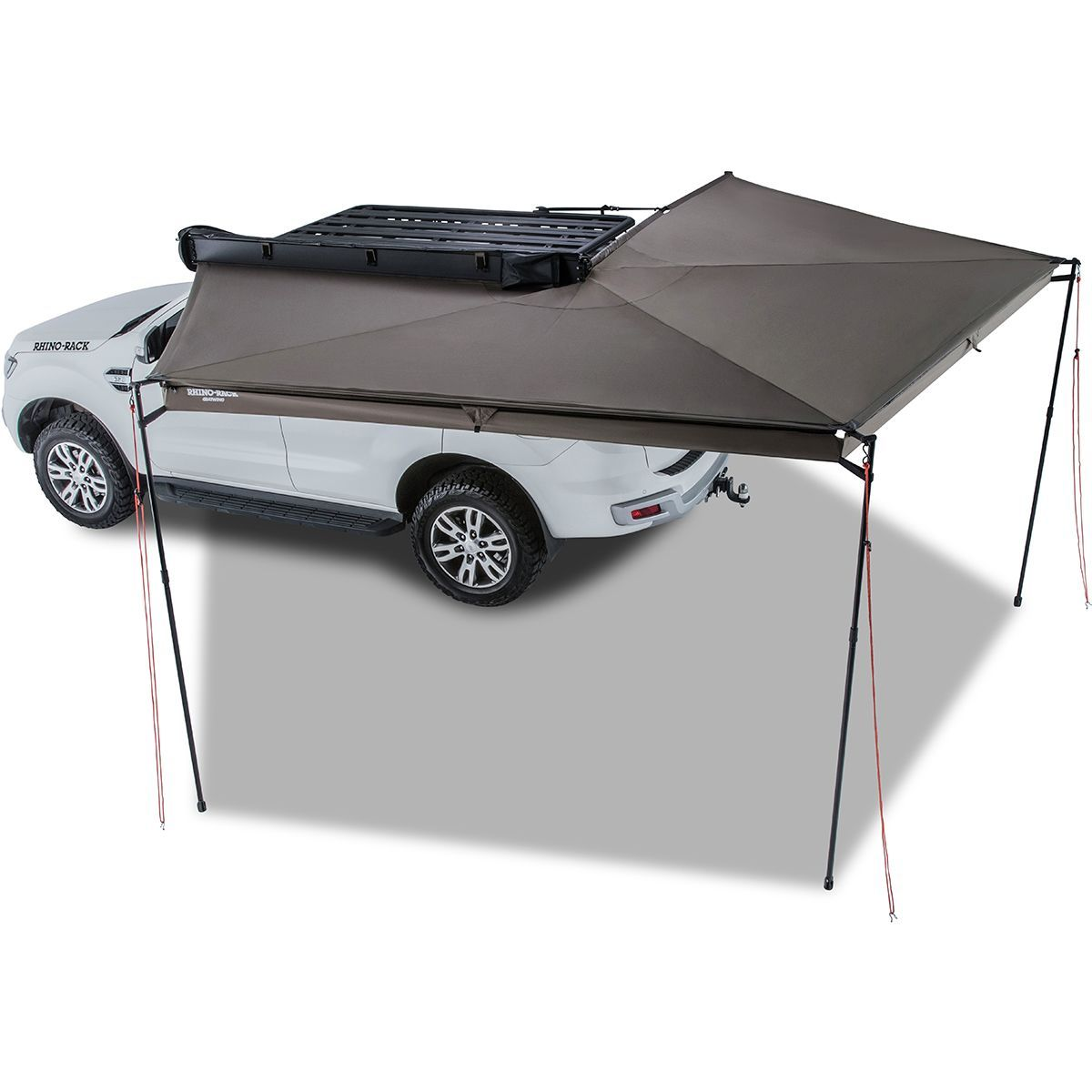 Batwing Awning In 2020 Truck Roof Rack Car Awnings Roof Rack