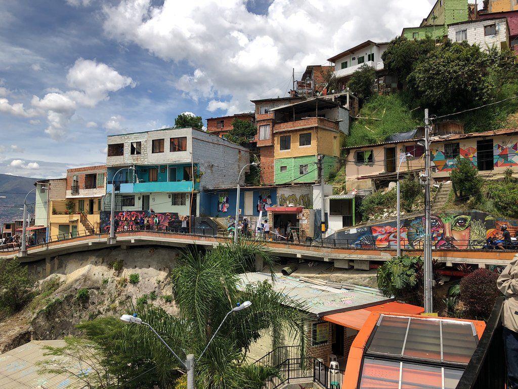 Safe in Medellin Review of Medellin, Colombia
