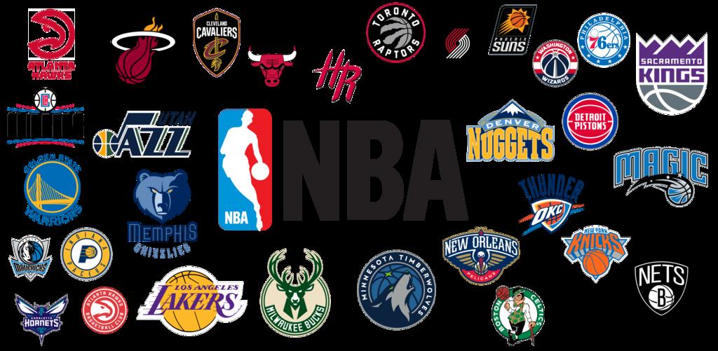 NBA Logo Bundle SVG, Nba Svg, Basketball svg, Png, Svg