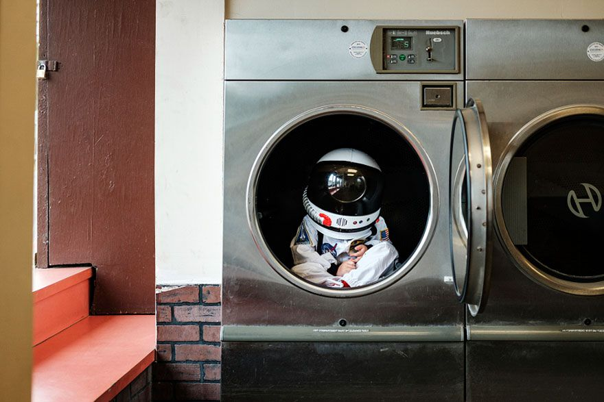 Stellar Dad Documents His Little Astronaut's Adventures To Tell A Beautiful…