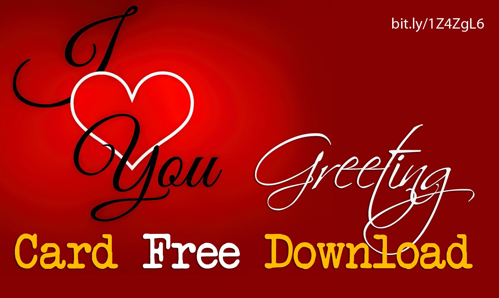 I Love You Greeting Cards Free Download Free Greeting Cards