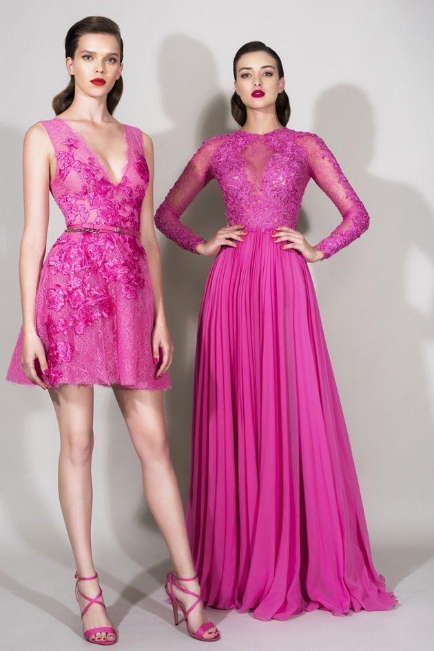 20 vestidos de festa cor de rosa | Vestiditos, Rosas y Tipos de vestidos