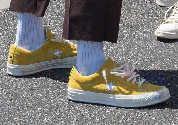 Golf Wang Converse One Star by Tyler The Creator | Aesthetic