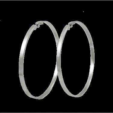 Sterling Silver Hoop Earrings Beautiful Silver Earrings Sterling Silver Hoop Earrings Silver Hoop Earrings