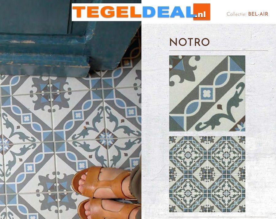 Tegels Met Motief : Bel air notro revoir paris 15 x 15 cm motief tegel patroontegel