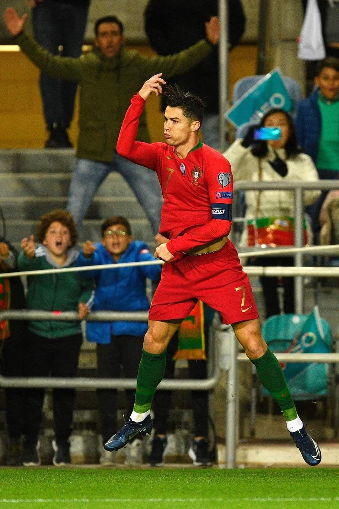 9th International Hat Trick 55th Career Hat Trick Just Incredible Messi Vs Ronaldo Ronaldo Cristiano Ronaldo