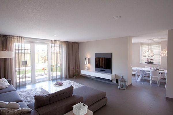 Inrichting en ontwerp keuken en woonkamer | sweet home | Pinterest ...