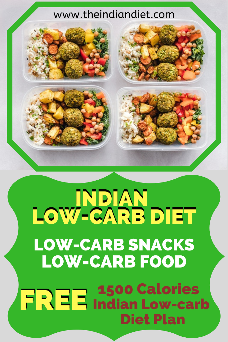 Easy Indian Lowcarb Diet for Beginners Low carb diet