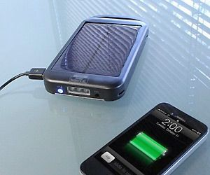 Charge your #phone with power of sun using portable #solar charger