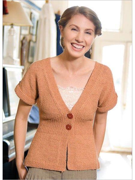 fb1a9738f150 Flutter Sleeve Cardigan Knitting Pattern Download