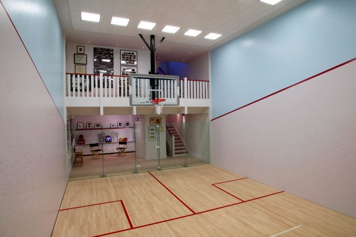 Small Gym Indoor Home Basketball Courts Indoor Basketball Court