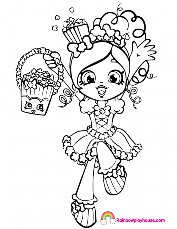 Shoppies Doll Coloring Pages Archives Rainbow Playhouse Colorin Shopkins Coloring Pages Free Printable Shopkins Colouring Pages Free Printable Coloring Pages