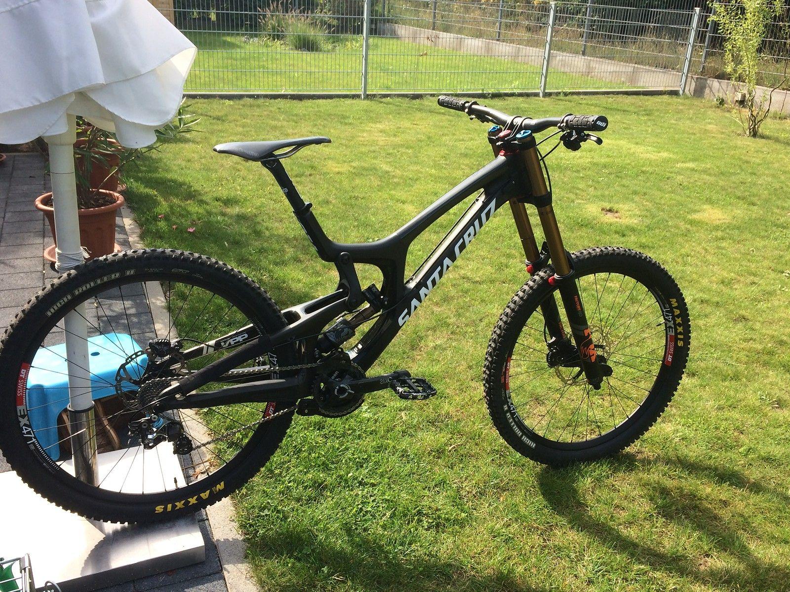 Oftersheim | CycleOps | Santa cruz v10, Santa cruz, Bike