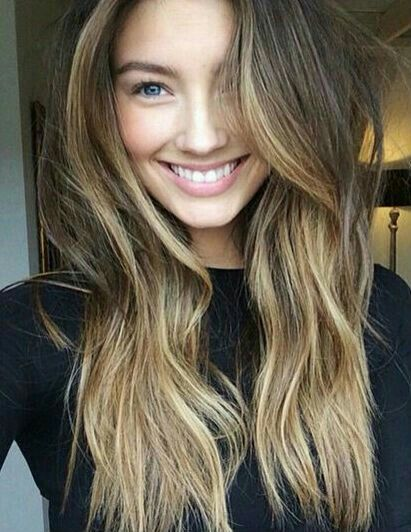 Yep Balayage Is Still A Thing In Hair Colour GORGEOUS Instead Of The Old Blocky Trend Years Back Think Graduated And More Natural To Your