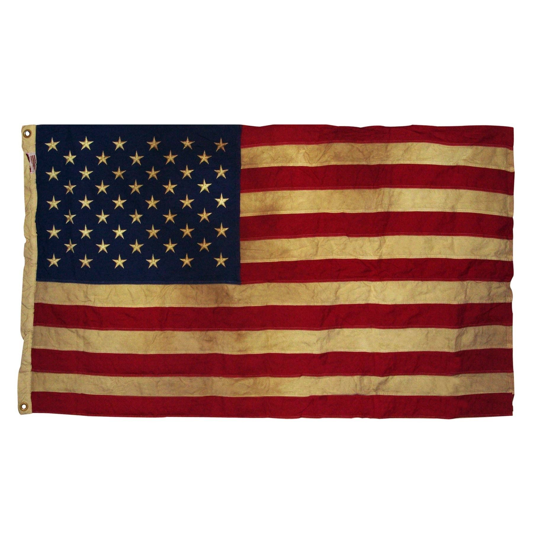 Usa 3 X 5 Cotton Flag Heritage Series By Valley Forge Vintage American Flag Flag Store Cotton Flag