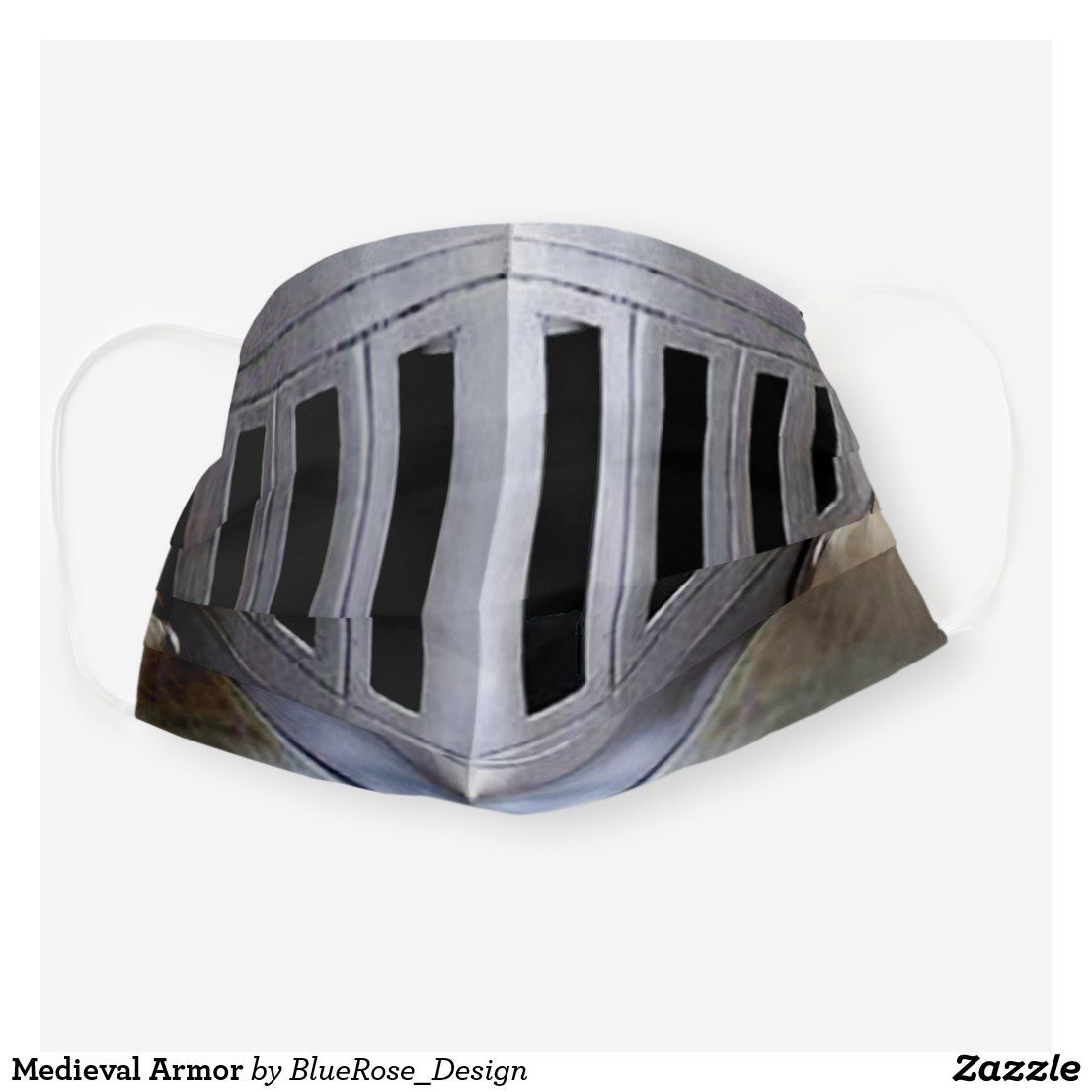 Knight hat with face shield
