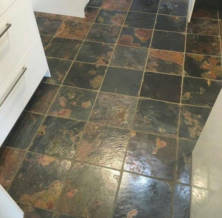 Tiled floor | Kitchen Décor | Pinterest | Floors and Tiled floors